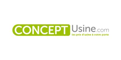CONCEPT USINE, e-commerce