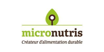 MICRONUTRIS, Logistique multicanal
